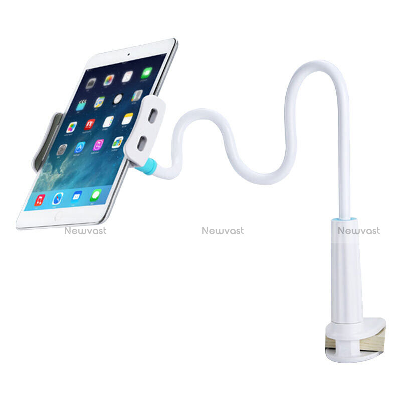 Flexible Tablet Stand Mount Holder Universal T39 for Apple iPad 3 White