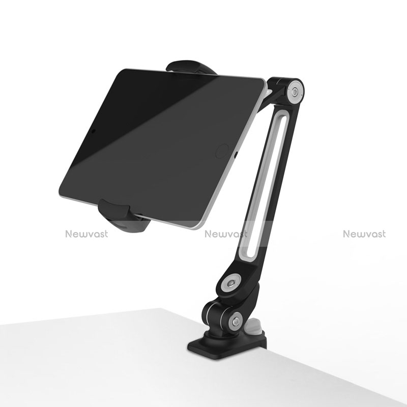 Flexible Tablet Stand Mount Holder Universal T43 for Apple iPad 2 Black