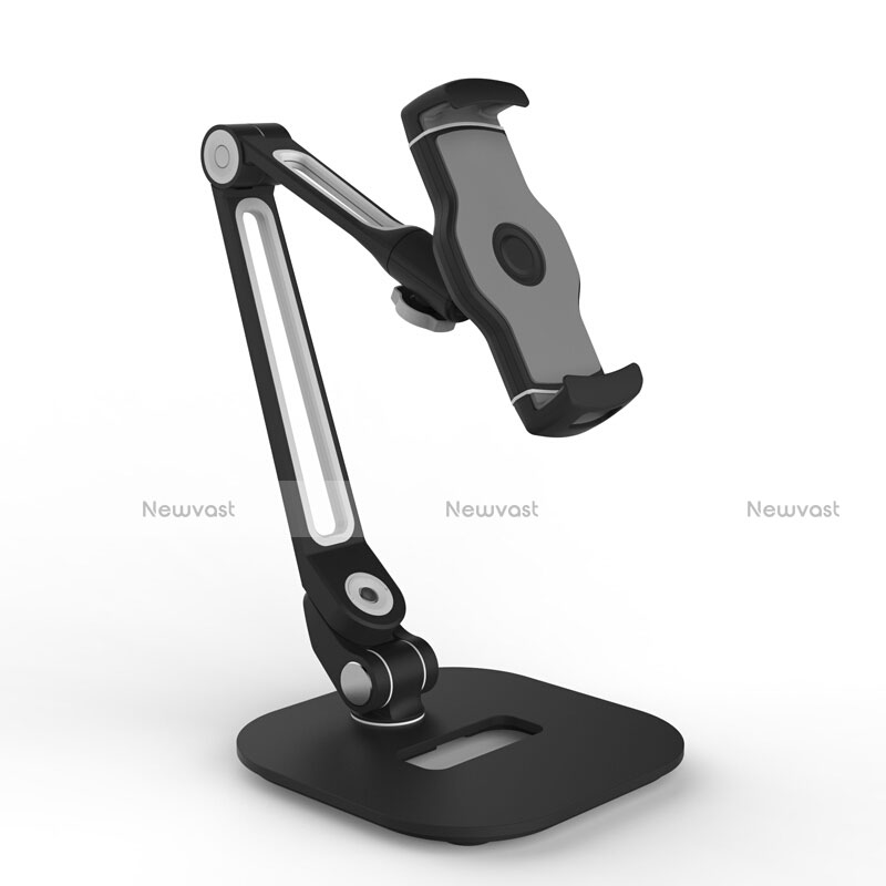 Flexible Tablet Stand Mount Holder Universal T44 for Apple iPad 2 Black