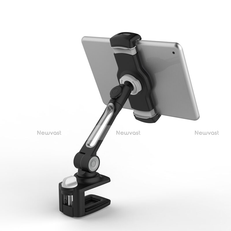 Flexible Tablet Stand Mount Holder Universal T45 for Apple iPad 2 Black