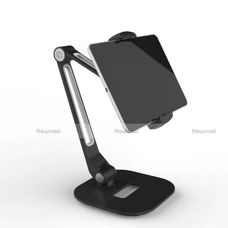 Flexible Tablet Stand Mount Holder Universal T46 for Apple iPad 2 Black