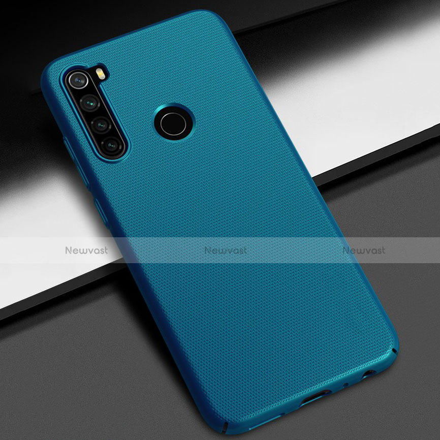Hard Rigid Plastic Matte Finish Case Back Cover M01 for Xiaomi Redmi Note 8