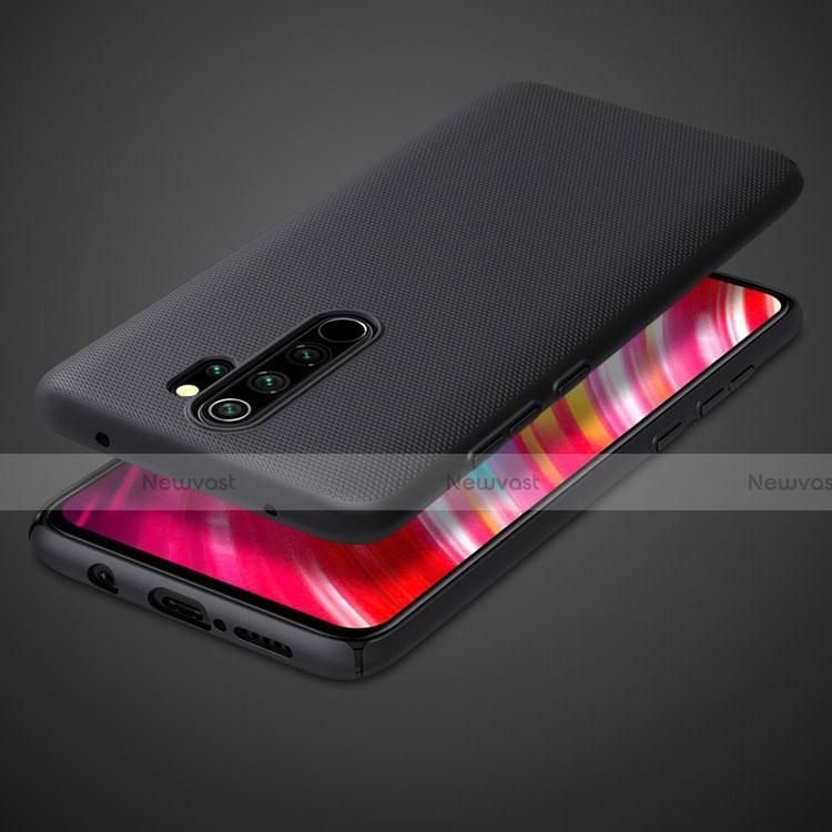 Hard Rigid Plastic Matte Finish Case Back Cover M01 for Xiaomi Redmi Note 8 Pro