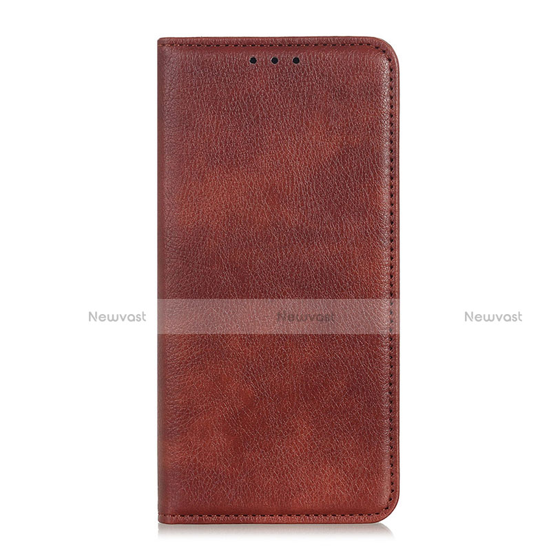 Leather Case Stands Flip Cover Holder for Huawei Enjoy 10S