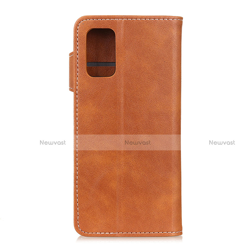 Leather Case Stands Flip Cover Holder for Motorola Moto G9 Plus