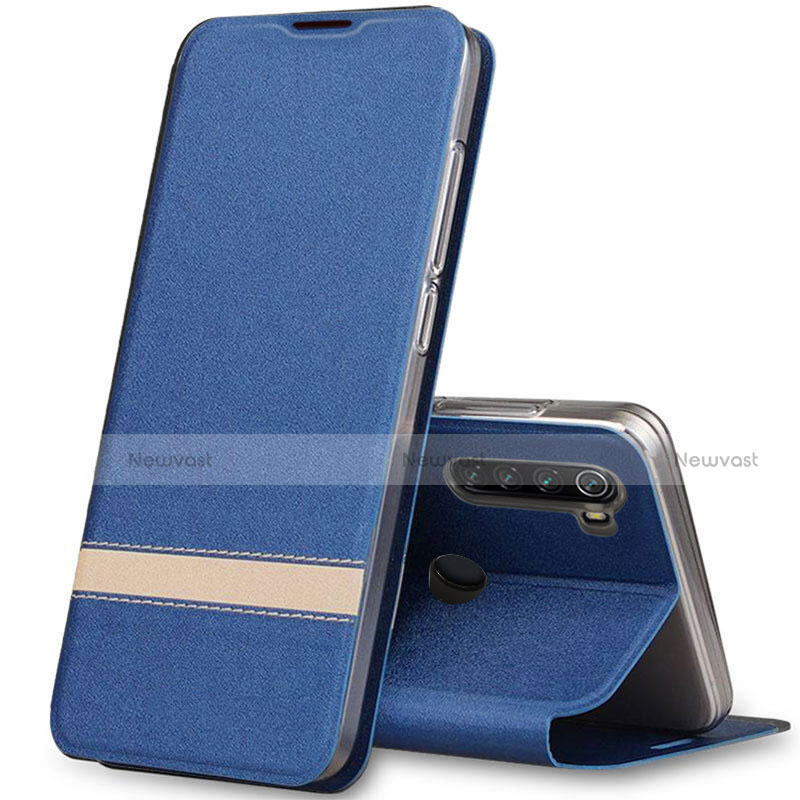 Leather Case Stands Flip Cover Holder for Xiaomi Redmi Note 8