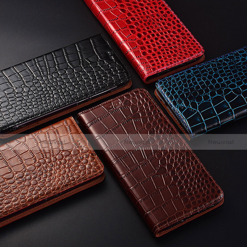 Leather Case Stands Flip Cover L01 Holder for Xiaomi Redmi Note 8 Pro