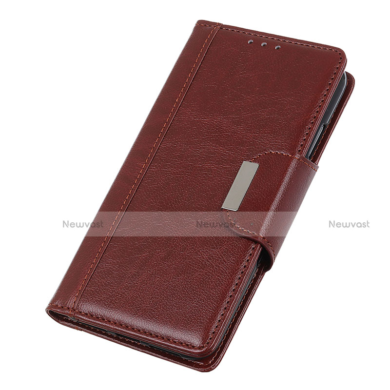 Leather Case Stands Flip Cover L02 Holder for Oppo Reno3 A