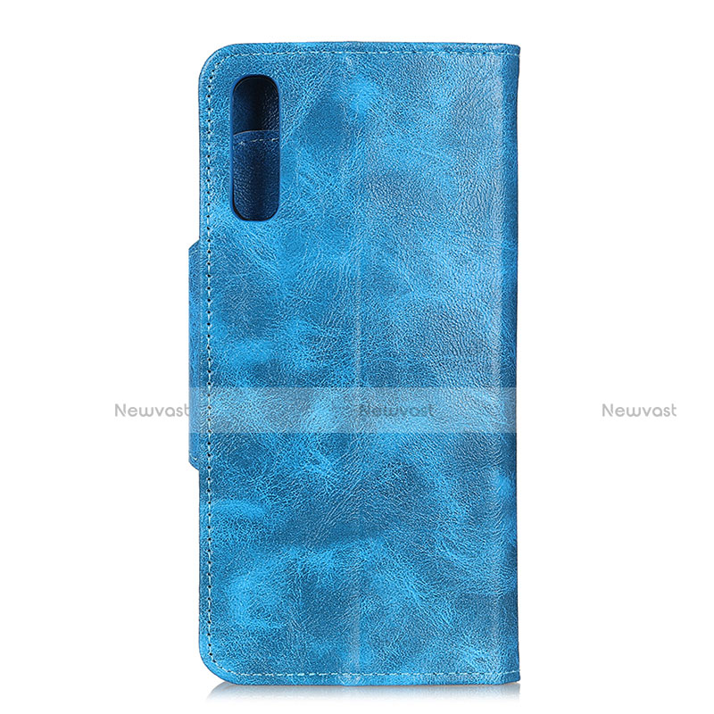 Leather Case Stands Flip Cover L03 Holder for Huawei Enjoy 10S