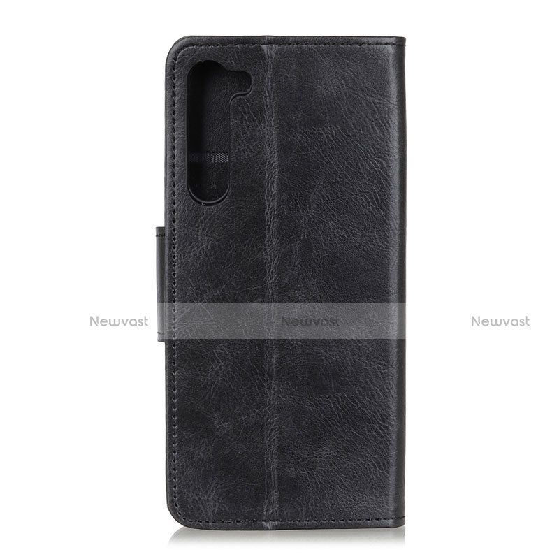 Leather Case Stands Flip Cover L03 Holder for Oppo Reno3 A