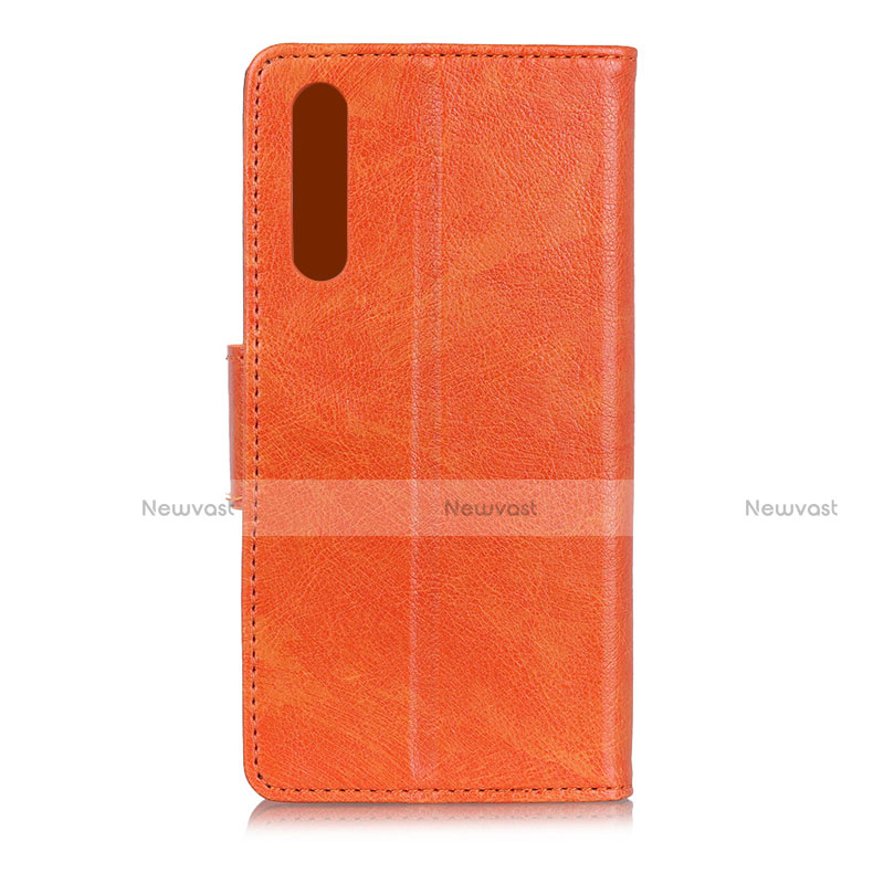 Leather Case Stands Flip Cover L05 Holder for Huawei Y8p