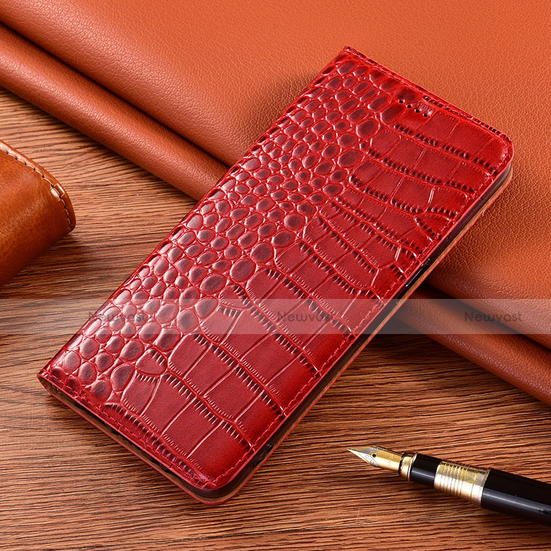 Leather Case Stands Flip Cover L05 Holder for Samsung Galaxy A42 5G