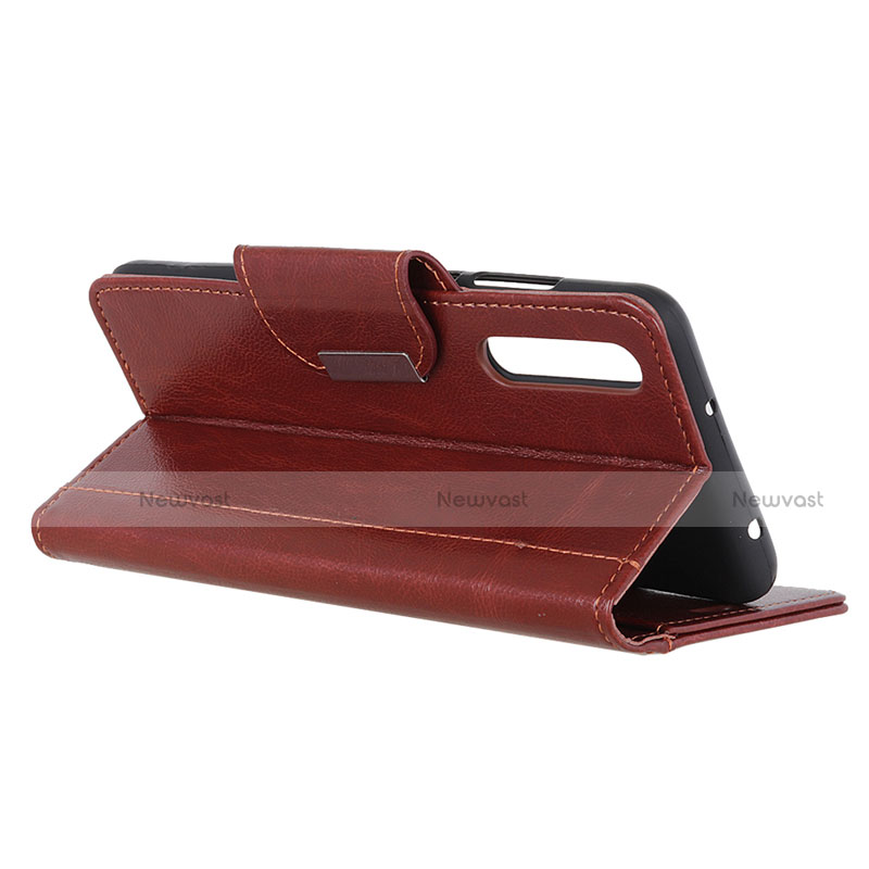 Leather Case Stands Flip Cover L06 Holder for Huawei Enjoy 10S