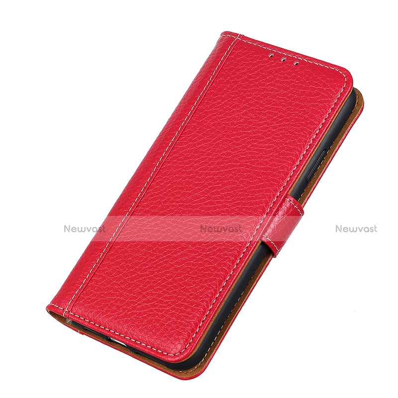 Leather Case Stands Flip Cover L06 Holder for Huawei P Smart (2020)