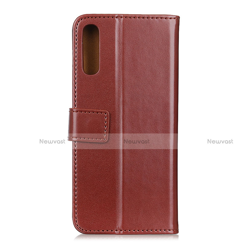 Leather Case Stands Flip Cover L07 Holder for Huawei Enjoy 10S