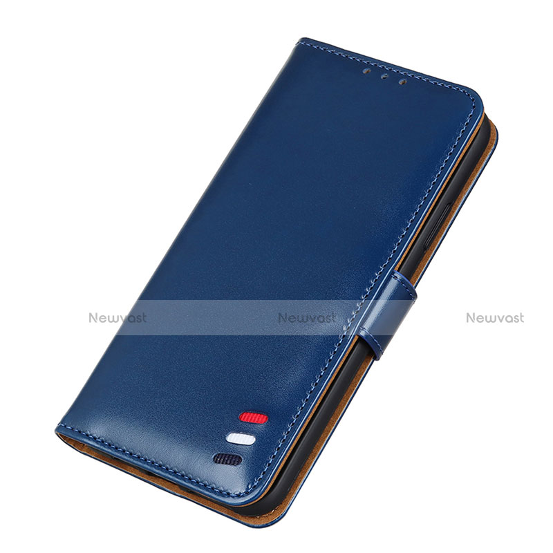 Leather Case Stands Flip Cover L07 Holder for Huawei Y8p