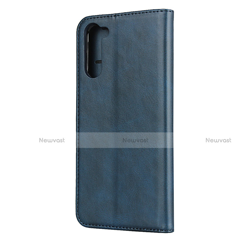 Leather Case Stands Flip Cover L08 Holder for Oppo Reno3 A