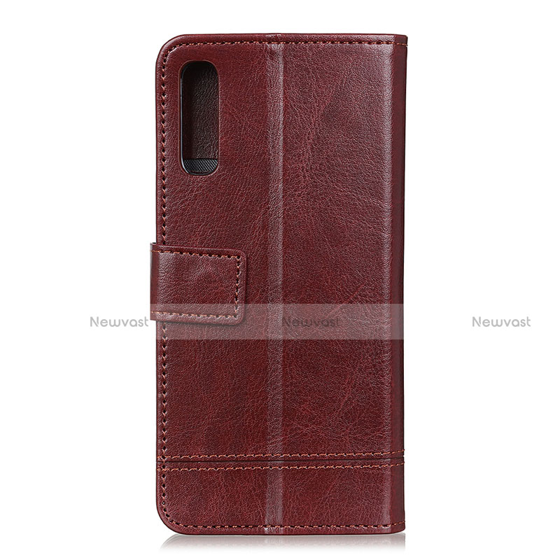 Leather Case Stands Flip Cover L09 Holder for Huawei Enjoy 10S