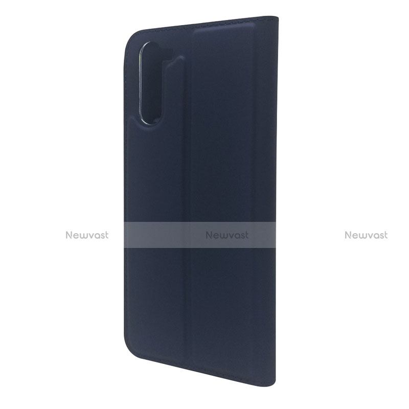 Leather Case Stands Flip Cover L09 Holder for Oppo Reno3 A