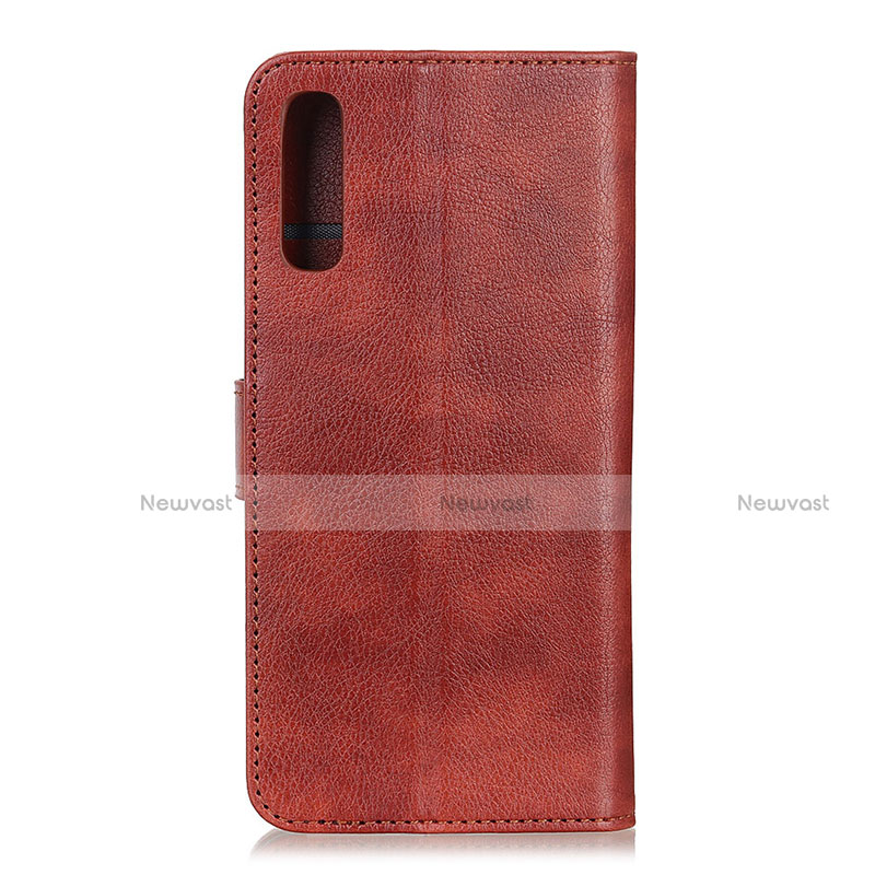 Leather Case Stands Flip Cover L10 Holder for Huawei Y8p