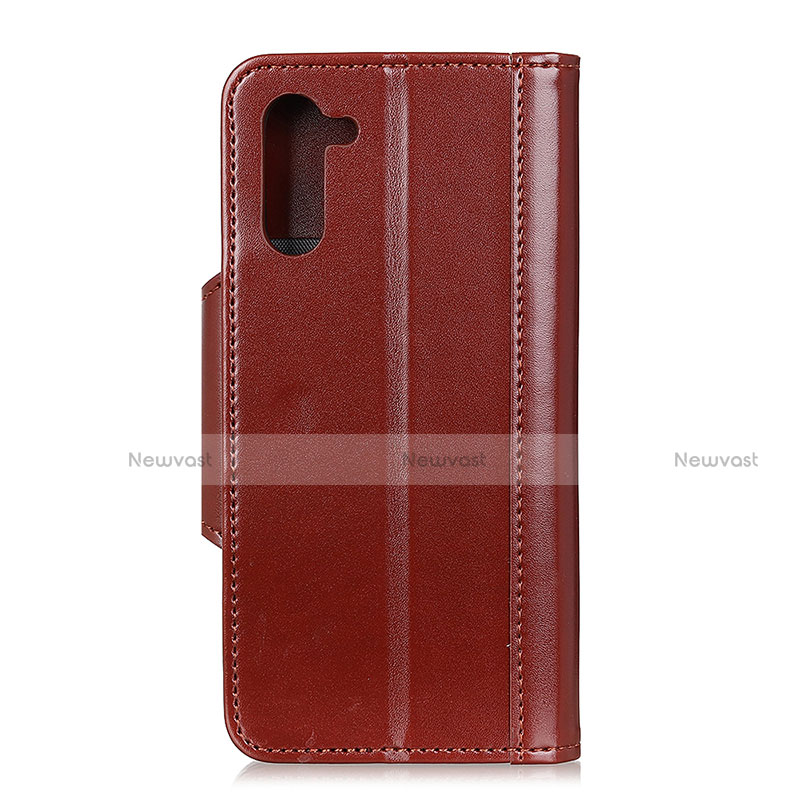 Leather Case Stands Flip Cover L10 Holder for Oppo Reno3 A