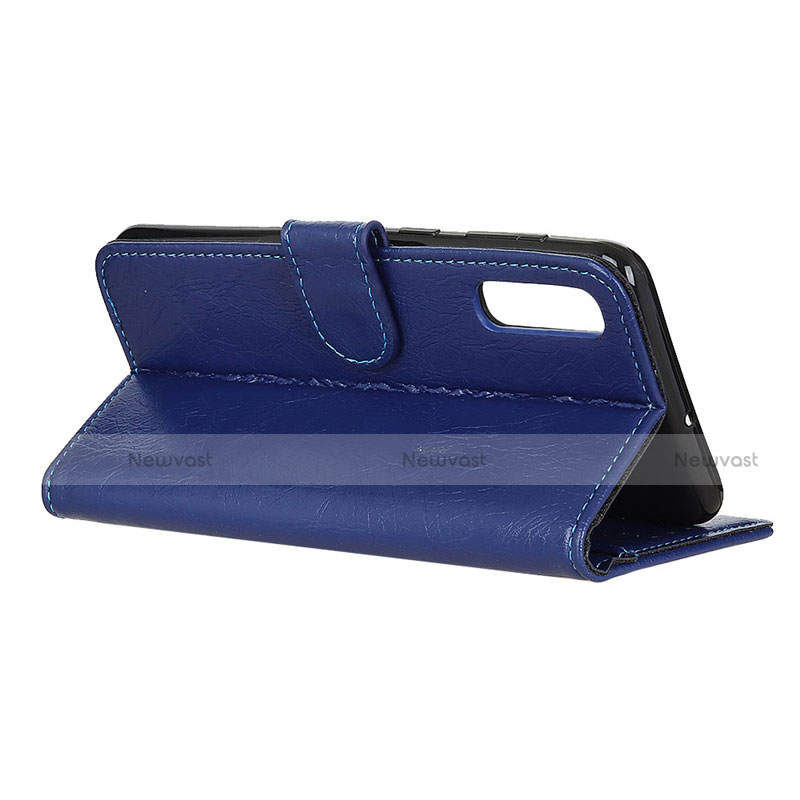 Leather Case Stands Flip Cover L11 Holder for Huawei Enjoy 10S
