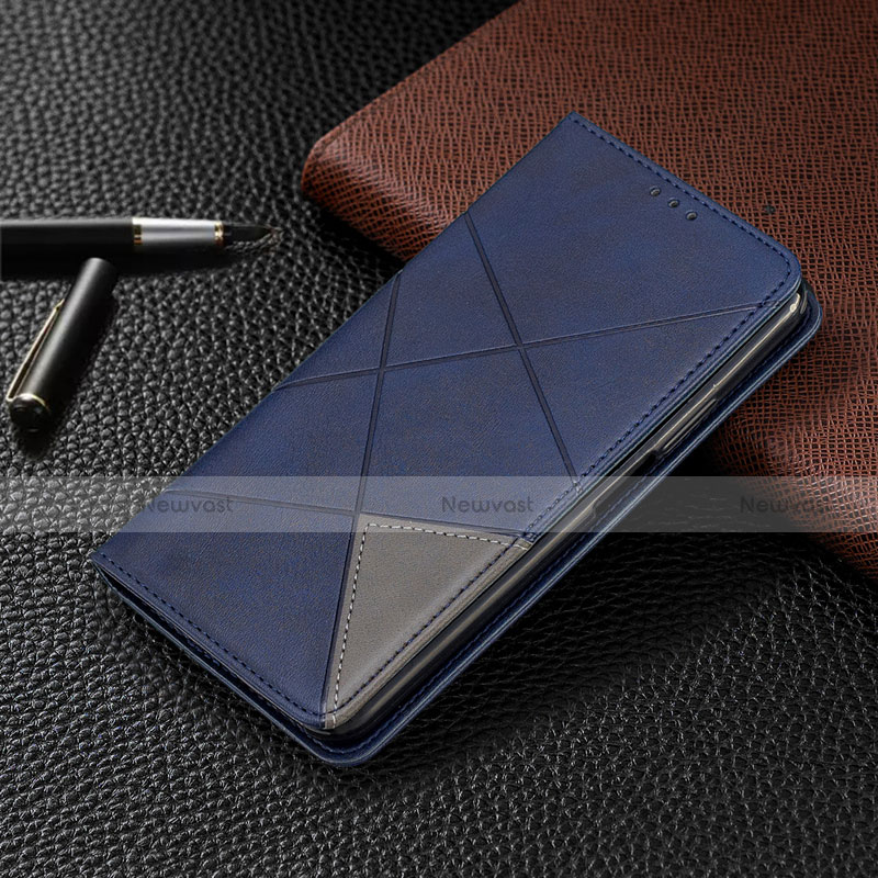Leather Case Stands Flip Cover T05 Holder for Xiaomi Mi 10 Pro