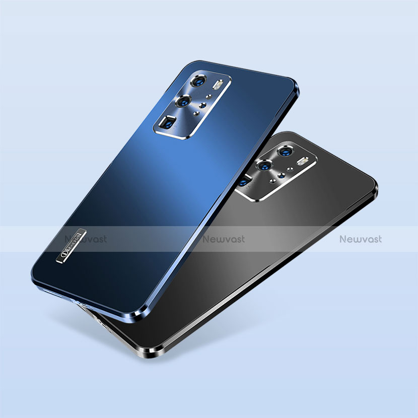 Luxury Aluminum Metal Cover Case A01 for Huawei P40 Pro