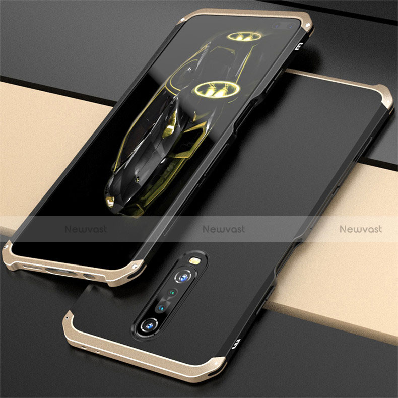 Luxury Aluminum Metal Cover Case for Xiaomi Redmi K30 5G