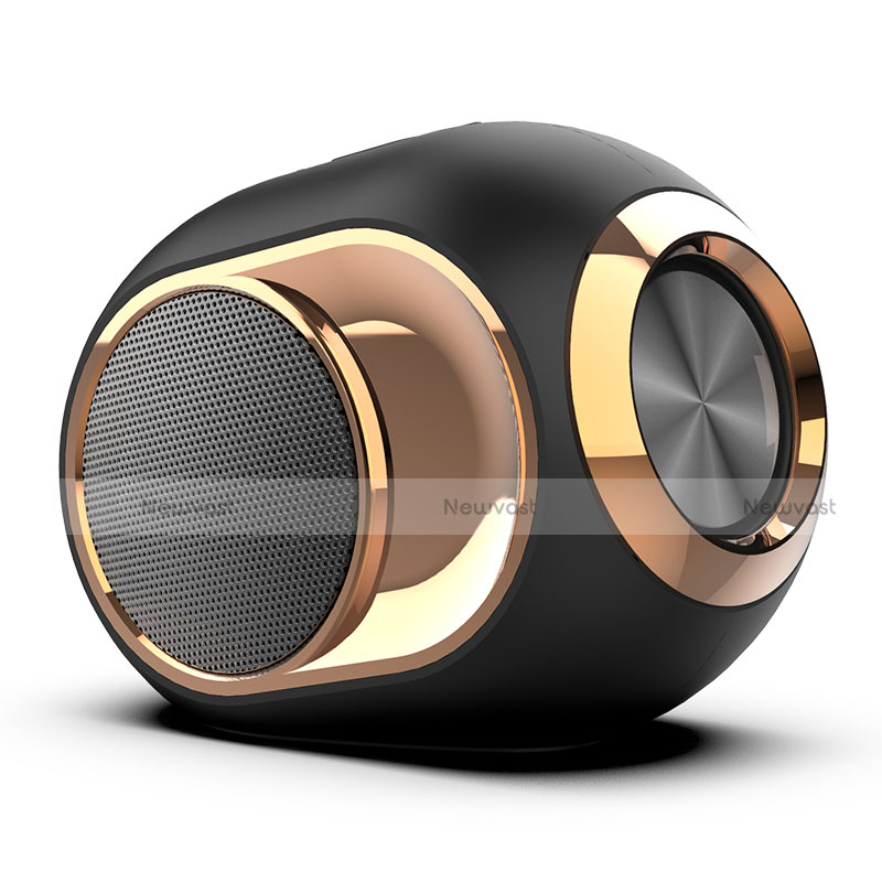 Mini Wireless Bluetooth Speaker Portable Stereo Super Bass Loudspeaker K05 Black