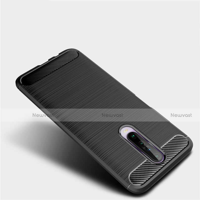 Silicone Candy Rubber TPU Line Soft Case Cover for Xiaomi Redmi K30 5G