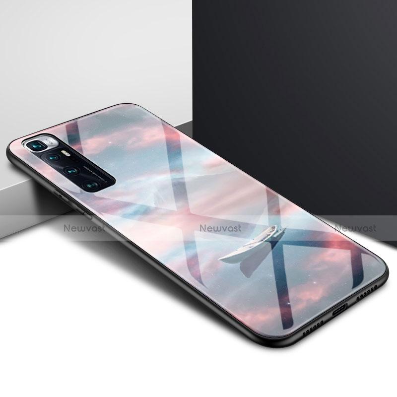 Silicone Frame Mirror Case Cover for Xiaomi Mi 10 Ultra Mixed