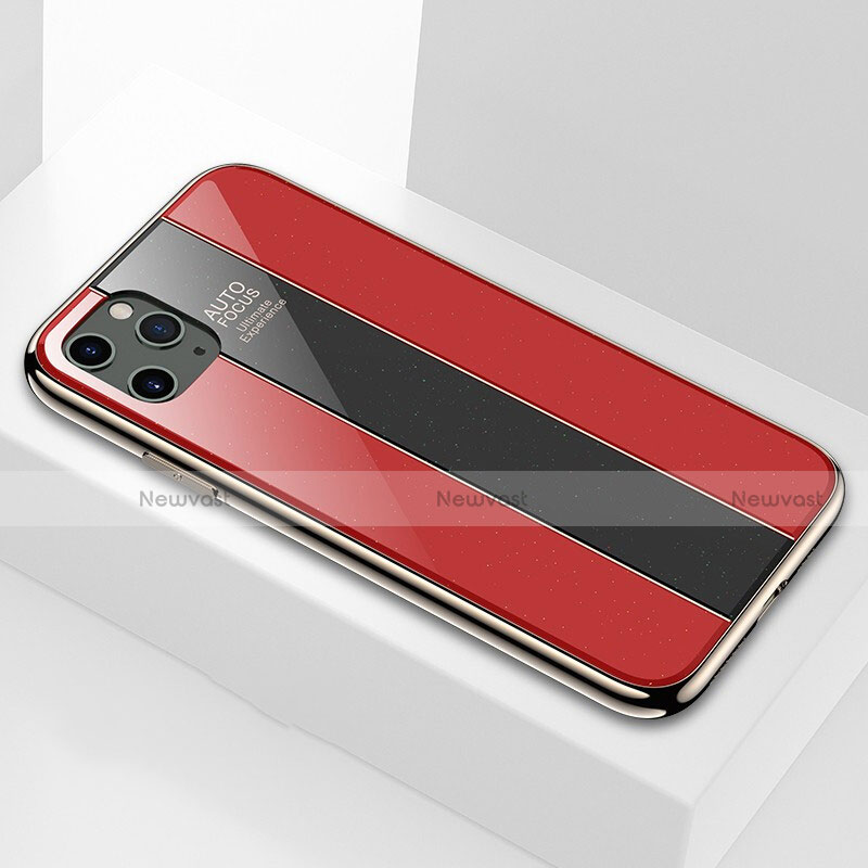 Silicone Frame Mirror Case Cover T01 for Apple iPhone 11 Pro