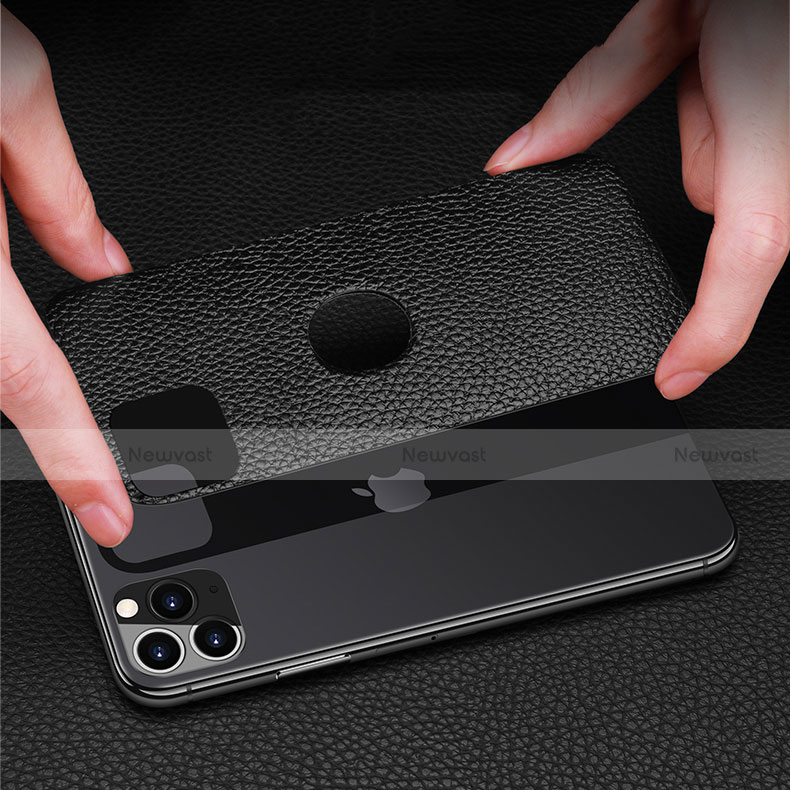 Soft Luxury Leather Snap On Case Cover R01 for Apple iPhone 11 Pro Max