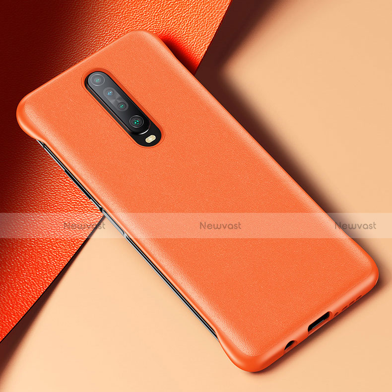 Soft Luxury Leather Snap On Case Cover S06 for Xiaomi Redmi K30 5G