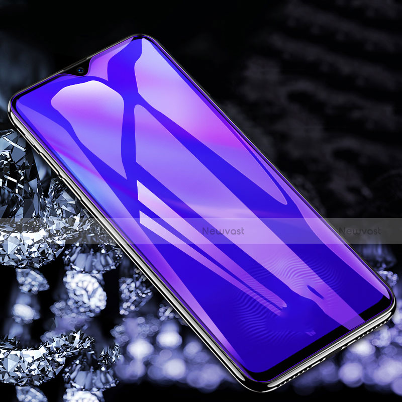 Tempered Glass Anti Blue Light Screen Protector Film B01 for Oppo Reno3 A Clear