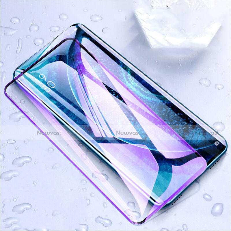 Tempered Glass Anti Blue Light Screen Protector Film for Oppo Find X2 Pro Clear