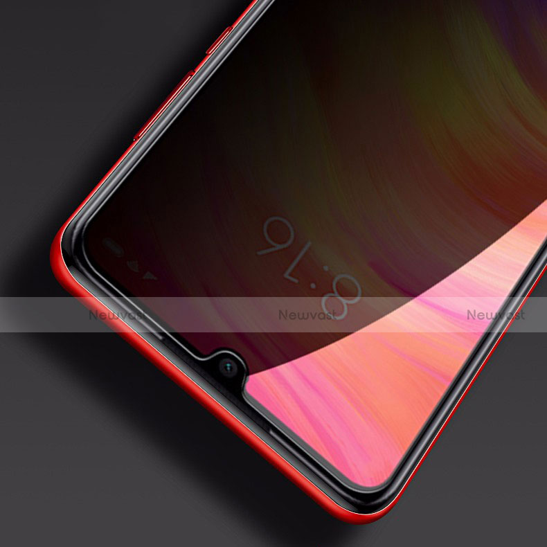 Tempered Glass Anti-Spy Screen Protector Film M03 for Xiaomi Redmi Note 8 Clear