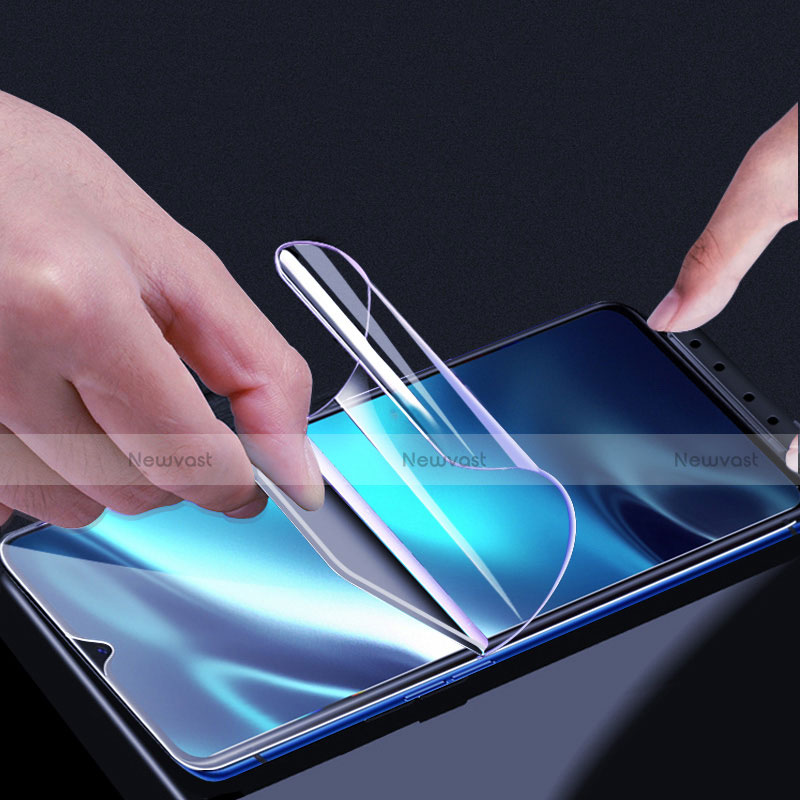 Ultra Clear Full Screen Protector Film for Oppo Reno3 A Clear