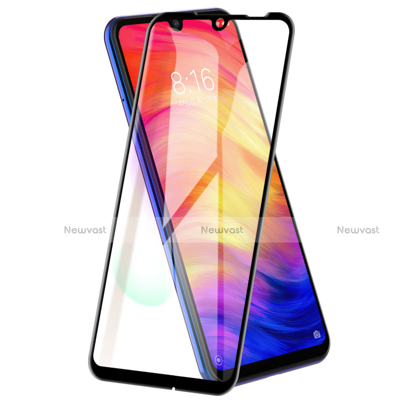 Ultra Clear Full Screen Protector Tempered Glass F02 for Xiaomi Redmi Note 8 Black