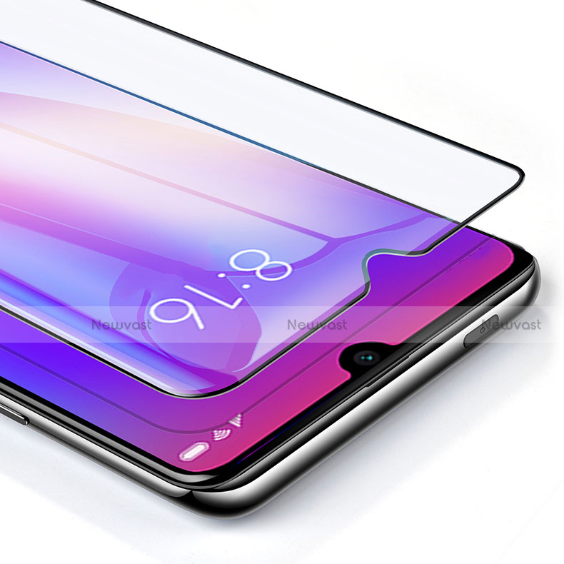 Ultra Clear Full Screen Protector Tempered Glass F02 for Xiaomi Redmi Note 8 Pro Black