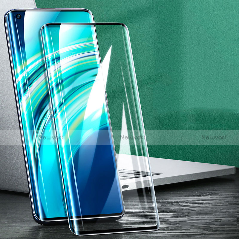 Ultra Clear Full Screen Protector Tempered Glass F03 for Xiaomi Mi 10 Ultra Black