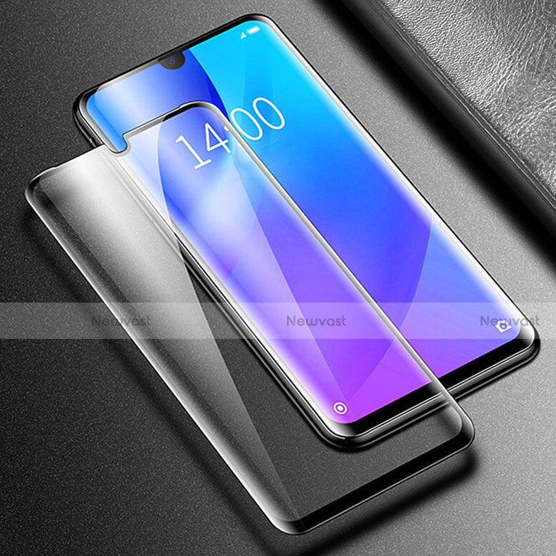 Ultra Clear Full Screen Protector Tempered Glass F03 for Xiaomi Redmi Note 8 Pro Black