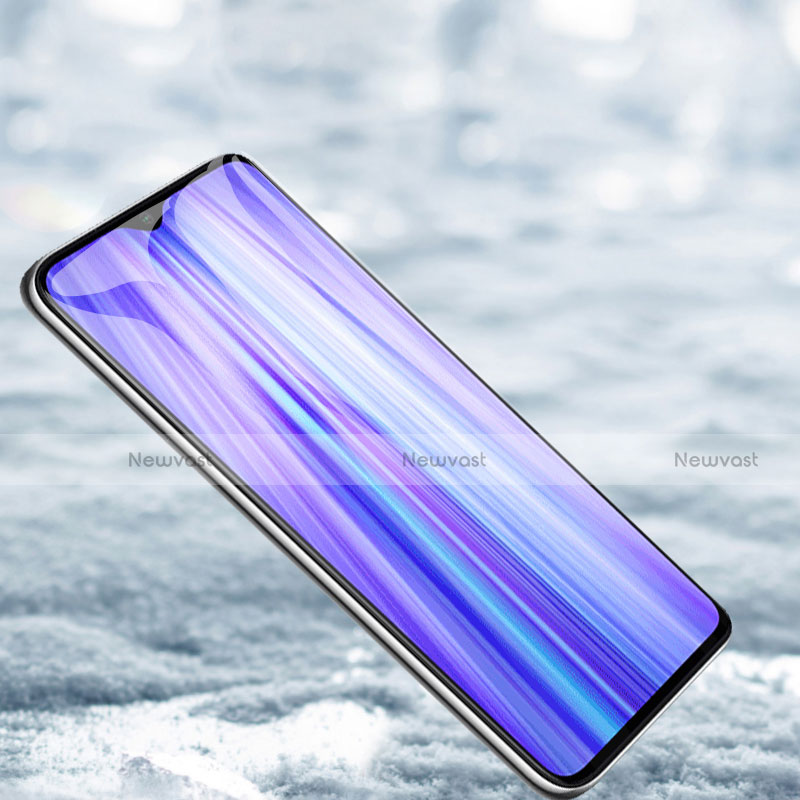 Ultra Clear Full Screen Protector Tempered Glass F04 for Xiaomi Redmi Note 8 Pro Black