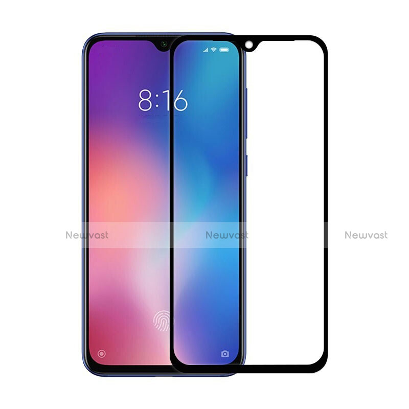 Ultra Clear Full Screen Protector Tempered Glass F05 for Xiaomi Redmi Note 8 Pro Black