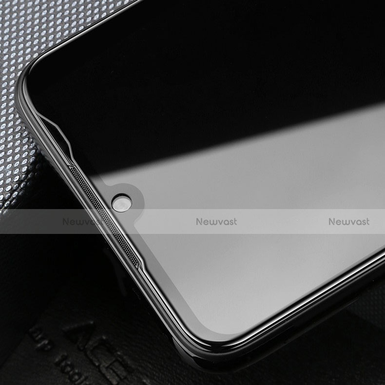 Ultra Clear Full Screen Protector Tempered Glass F08 for Xiaomi Redmi Note 8 Black