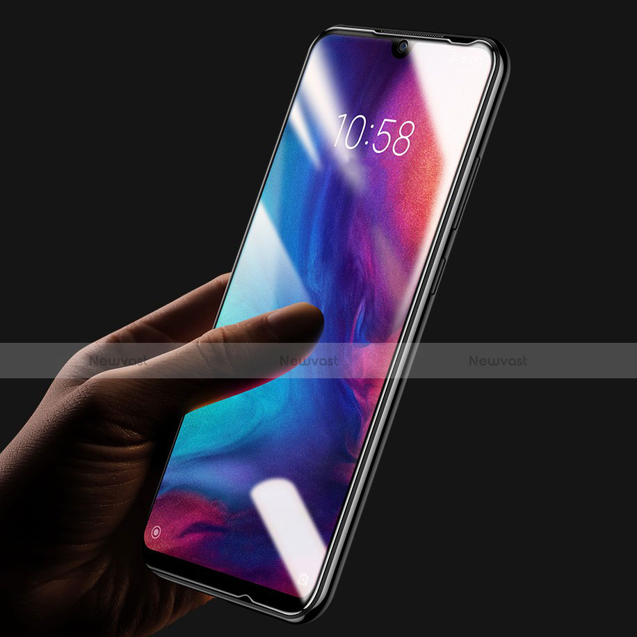 Ultra Clear Full Screen Protector Tempered Glass F09 for Xiaomi Redmi Note 8 Black