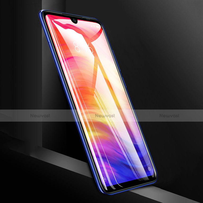 Ultra Clear Full Screen Protector Tempered Glass F11 for Xiaomi Redmi Note 8 Black