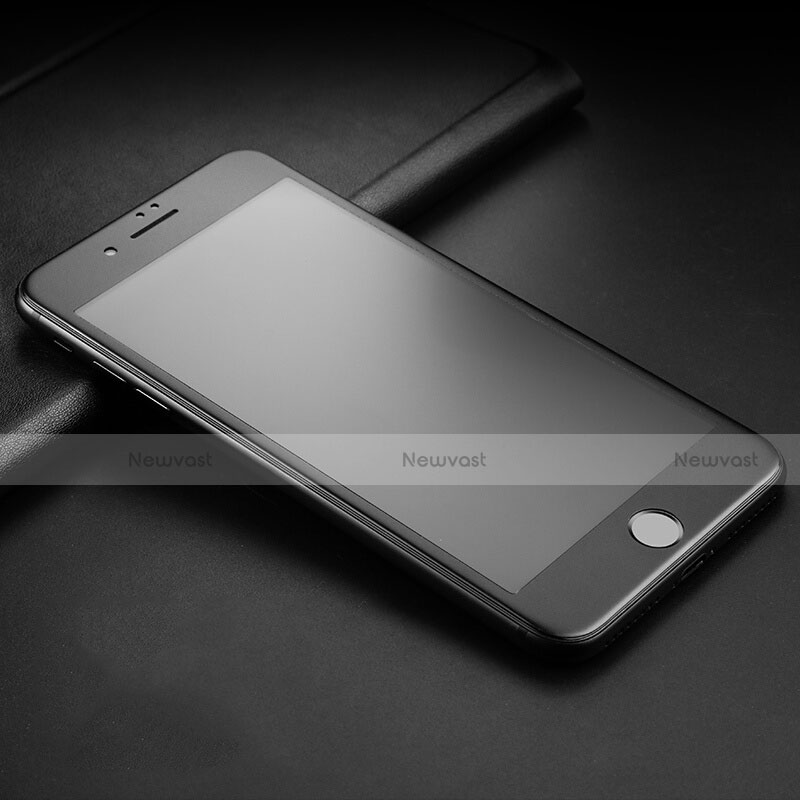 Ultra Clear Full Screen Protector Tempered Glass F12 for Apple iPhone SE (2020) Black