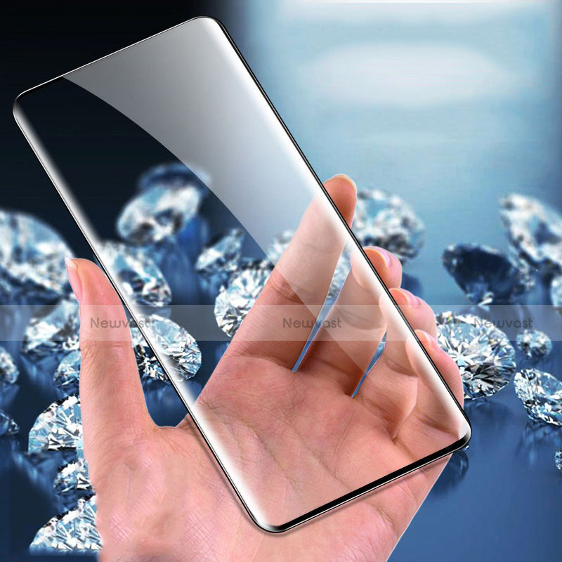 Ultra Clear Full Screen Protector Tempered Glass for Xiaomi Mi 10 Ultra Black